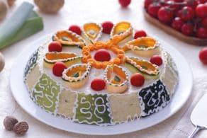 Ricetta Cassata salata