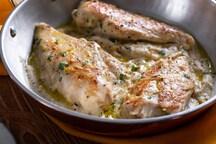 Petti di pollo alla senape ed erbe aromatiche