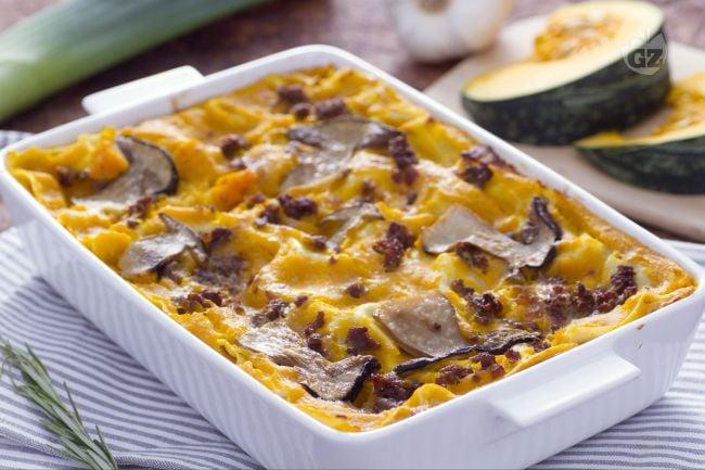 Lasagna autunnale