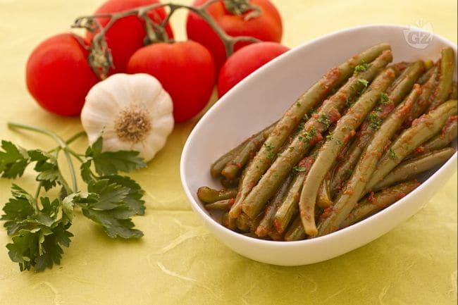 Ricetta fagiolini alla pugliese la ricetta di for Cucinare fagiolini
