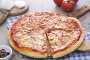 Ricetta Pizza Romana
