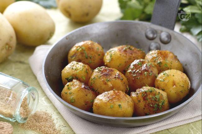 Ricetta patatine novelle caramellate la ricetta di for Cucinare wurstel