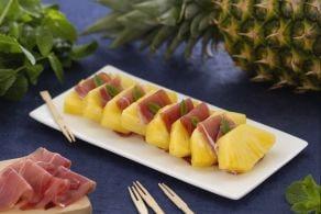 Ricetta Prosciutto e ananas