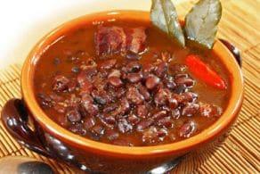 Ricetta Zuppa di fagioli neri alla messicana