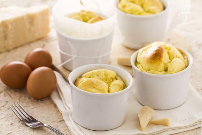 Soufflè al formaggio