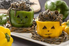 Tagliolini stregati nel peperone