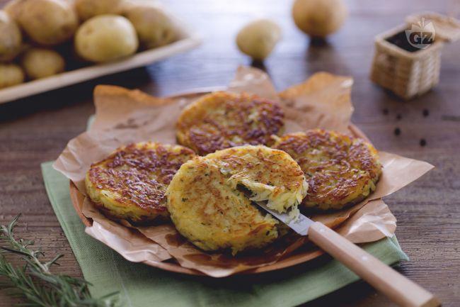 Ricetta rosti light la ricetta di giallozafferano for Ricette leggere