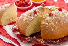 Roscòn de Reyes (ciambella dei Re Magi)