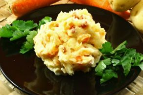Ricetta Stoemp belga alle carote