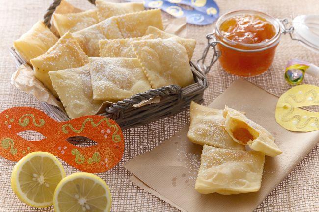 Ricetta ravioli dolci di carnevale la ricetta di for Ricette dolci di carnevale