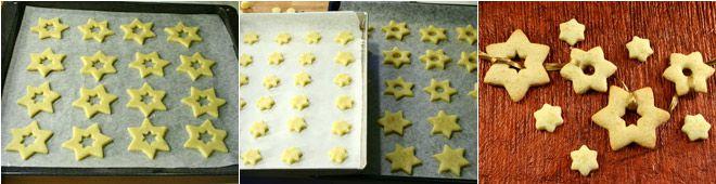 Stelle (biscotti) di Natale