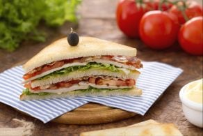 Ricetta ClubHouse Sandwich