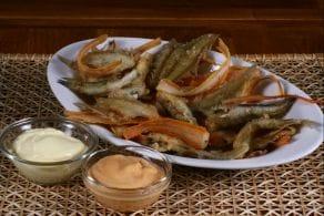 Fritto misto di pescato fresco