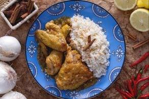 Ricetta Pollo yassa