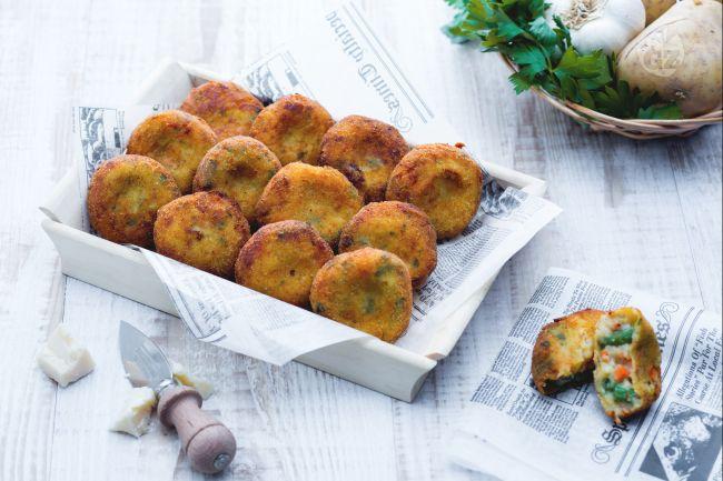 Ricetta polpette di verdure la ricetta di giallozafferano for Ricette con verdure