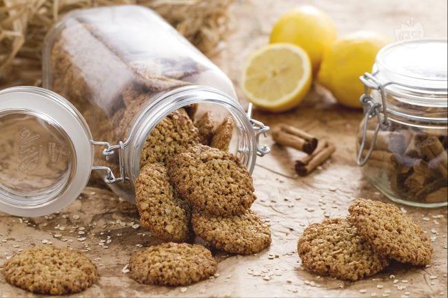 Dolci con farina di avena ricette