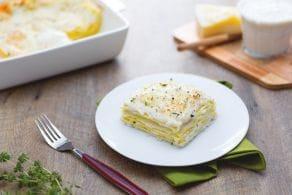 Ricetta Lasagne alla ricotta