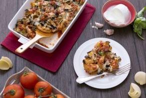 Ricetta Lumaconi alla parmigiana