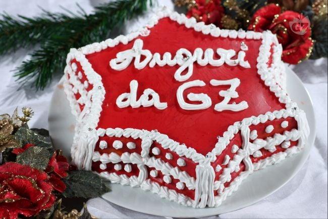 Ricetta stella di natale la ricetta di giallozafferano for Immagini natalizie da colorare