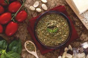 Ricetta Pesto alla trapanese