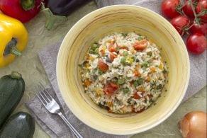 Ricetta Risotto alle verdure