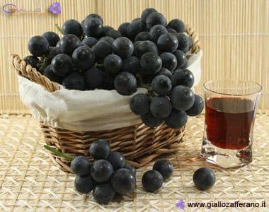 Liquore di uva fragola for Uva fragola in vaso