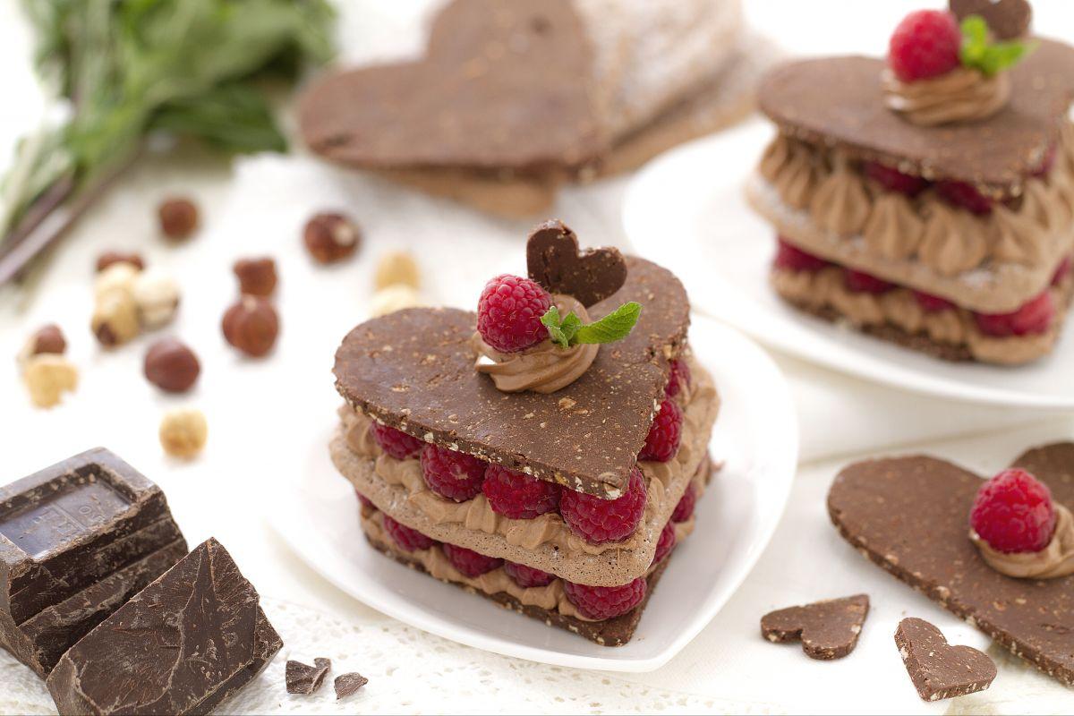 Ricette torte semplici san valentino