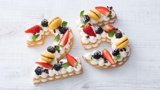 Torte di compleanno 25 ricette facili veloci e for Ricette torte facili
