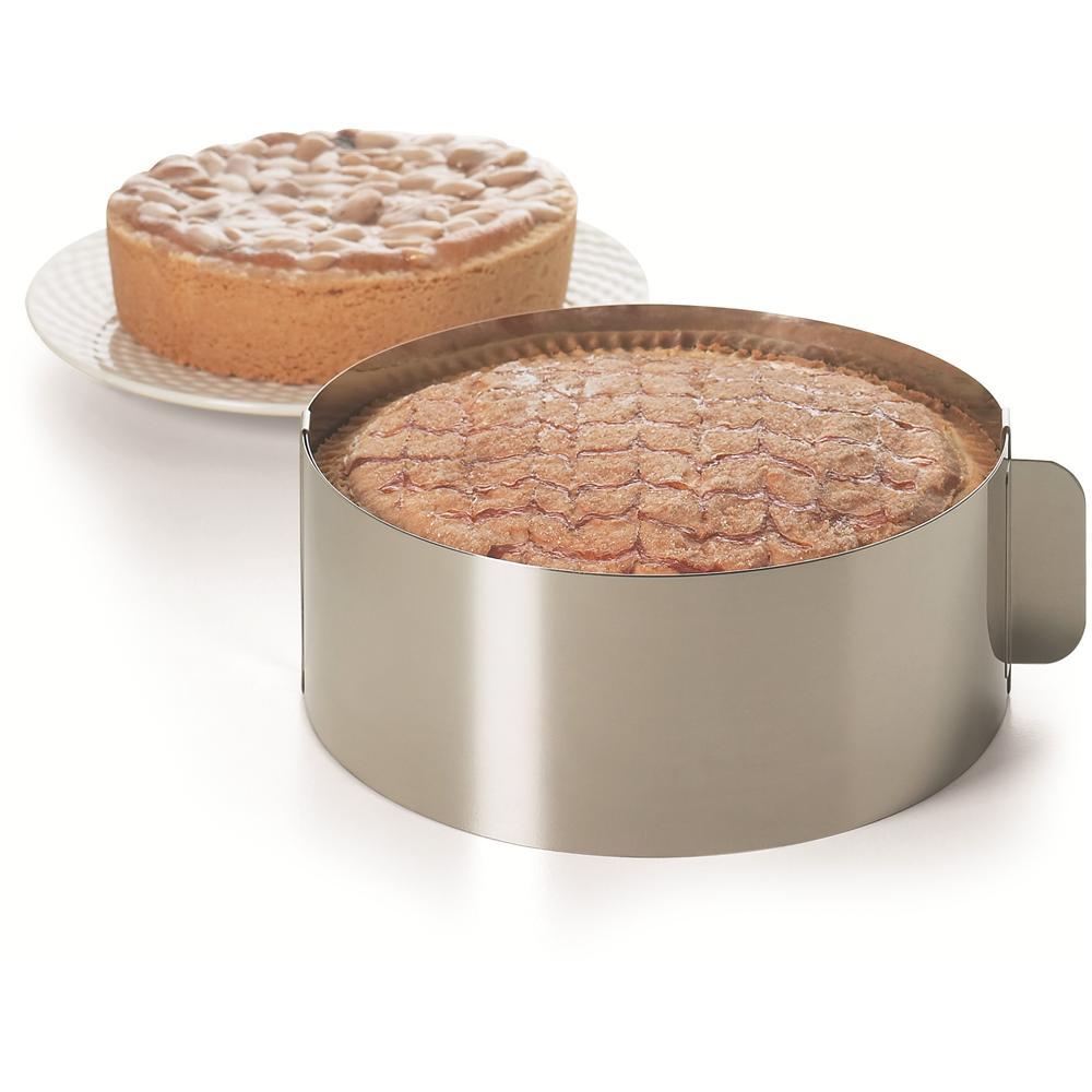 Gli anelli per torte regolabili
