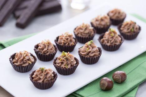 Piccole delizie di cioccolato