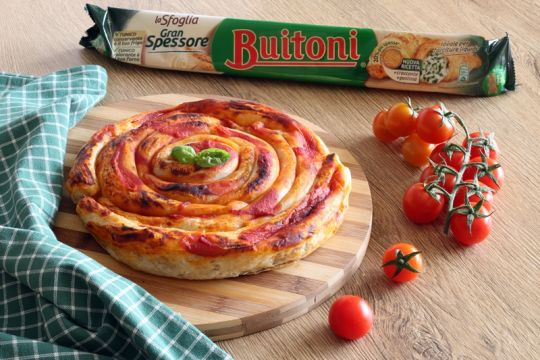 Chiocciola alla <br>pizzaiola