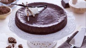 Ricetta Cheesecake al cioccolato
