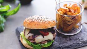 Hamburger all'italiana