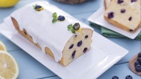 Poundcake al limone