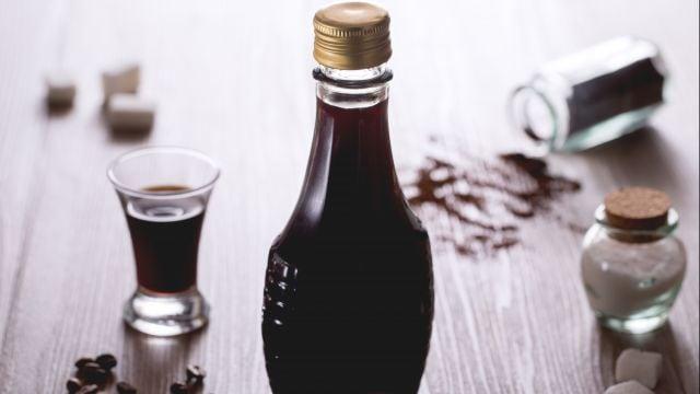 Aroma intenso: Liquore al Caffè