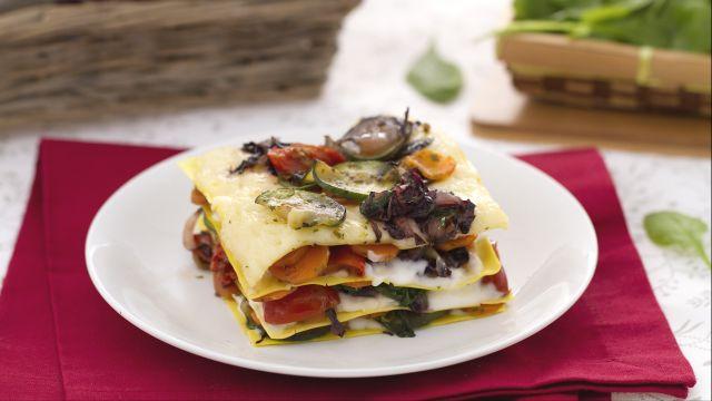 Verdure con crema super!