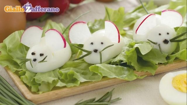 Topolini di uova