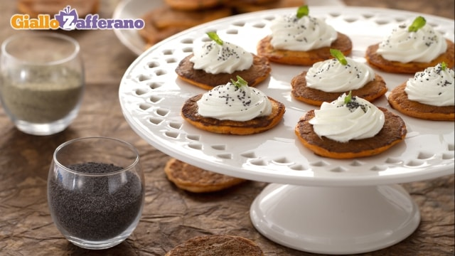 Pancakes al pomodoro