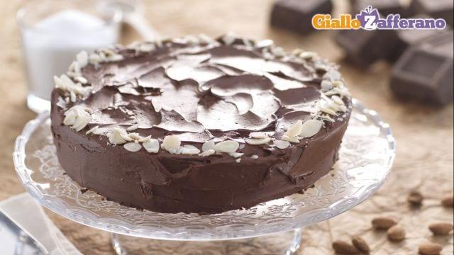 Torta golosa senza farina