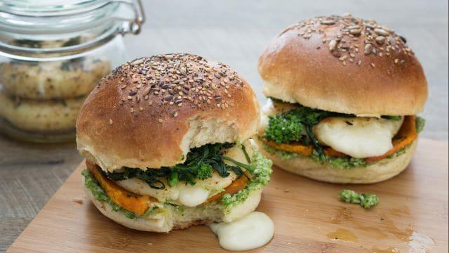 Tomino burger