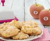 Biscotti mele e ricotta