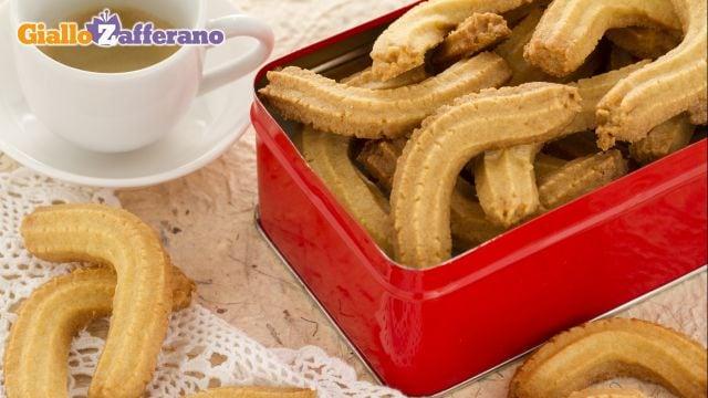 Biscotti tipo Krumiri